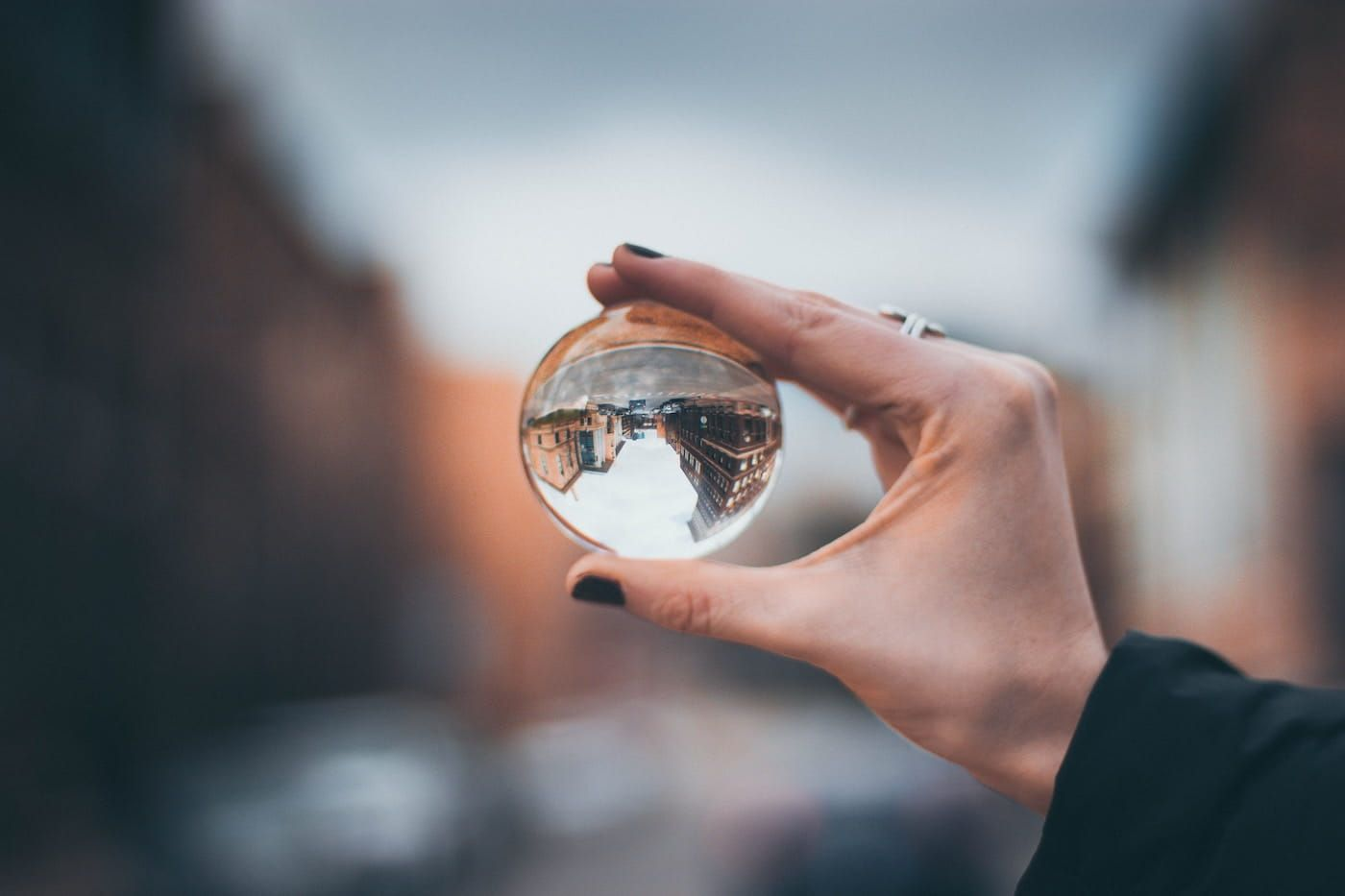 Changing our perspective to make life more pleasant