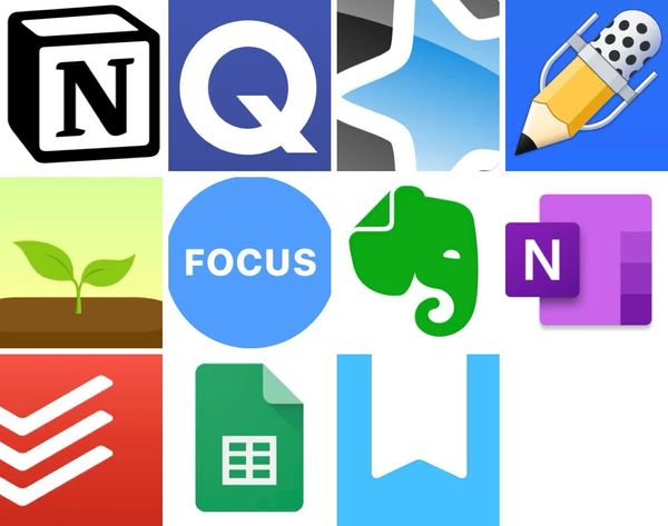 Useful Apps To Improve Productivity and Study Effectively