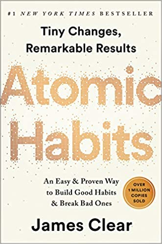 Atomic Habits (James Clear) - Notes & Highlights