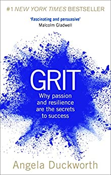 Grit (Angela Duckworth) - Book Summary