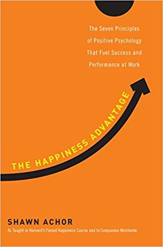 The Happiness Advantage (Shawn Achor) - Book Summary